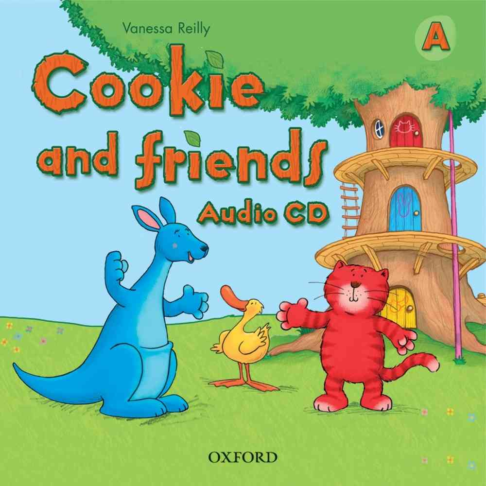 Cookie and friends A Class Audio CD- REDUCERE 50% image0