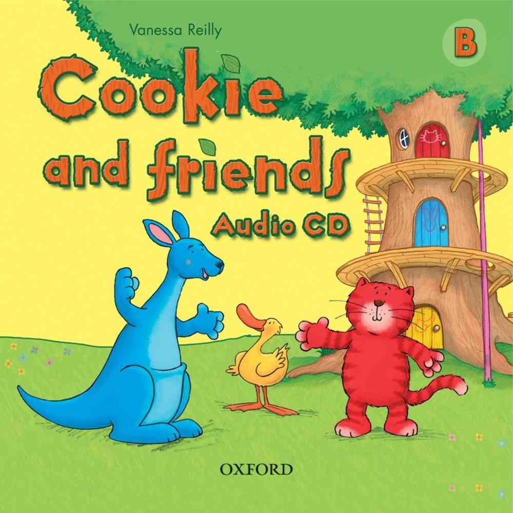 Cookie and friends B Class Audio CD- REDUCERE 35% image0