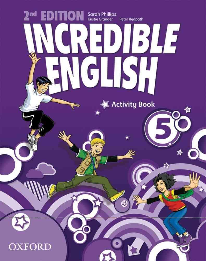 Incredible English, New Edition 5: Activity Book image0