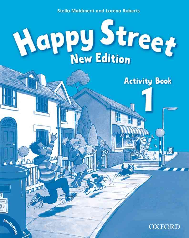 Happy Street 1 Activity Book and MultiRom Pack image0