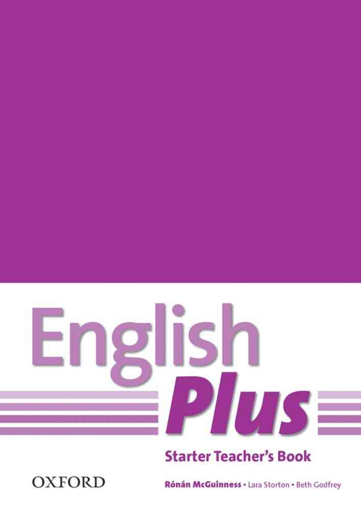 English Plus Starter: Teacher's Book with Photocopiable Resources- REDUCERE 50% image0