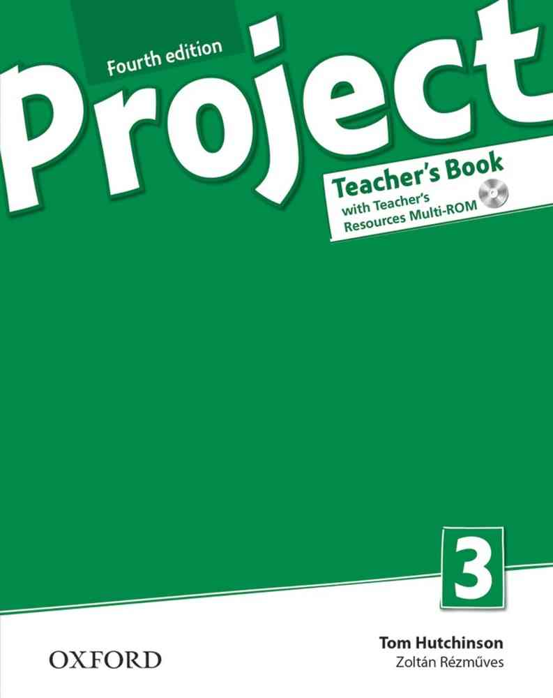 Project, Fourth Edition, Level 3 Teacher's Book image0
