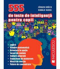 555 de teste de inteligenţă pentru copii