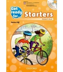 Get Ready for Starters: Students Book and Audio CD Pack
