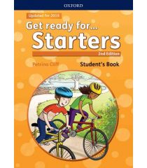 Get Ready For Starters 2E Students Book With Audio (Web) Pack Component