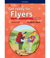 Get Ready For Flyers 2E Students Book With Audio (Web) Pack Component