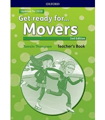 Get ready for Movers Teacher's Book and Classroom Presentation Tool- REDUCERE 50%