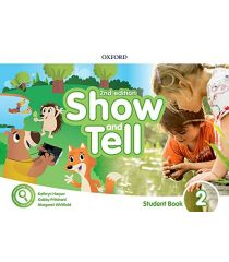 Show and Tell 2E Level 2 Student Book Pack