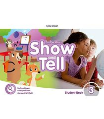 Show and Tell 2E Level 3 Student Book Pack