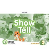 Show and Tell 2E Level 2 Activity Book