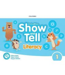 Show and Tell 2E Level 1 Literacy Book