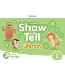 Show and Tell 2E Level 2 Literacy Book