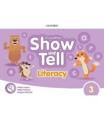 Show and Tell 2E Level 3 Literacy Book