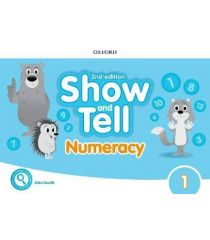 Show and Tell 2E Level 1 Numeracy Book