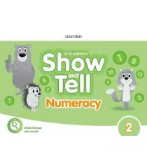 Show and Tell 2E Level 2 Numeracy Book