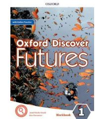 Oxford Discover Futures Level 1 Workbook with Online Practice