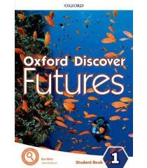 Oxford Discover Futures Level 1 Student Book