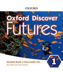 Oxford Discover Futures Level 1 Class Audio CDs