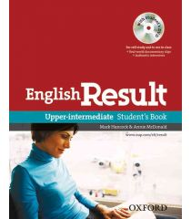 English Result Upper-Intermediate: Student's Book With DVD Pack