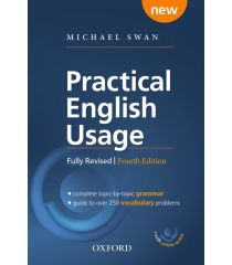 Practical English Usage Paperback 4E with online access
