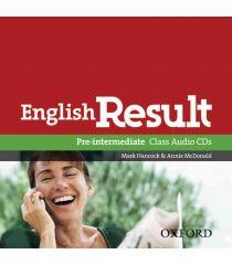 English Result Pre-Intermediate: Class Audio CDs (2)