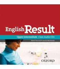English Result Upper-Intermediate: Class Audio CD