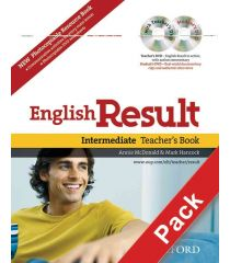 English Result Intermediate: Teacher's Resource Pack with DVD and Photocopiable Materials Book