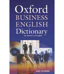 Oxford Business English Dictionary for Learners of English, 2nd Edition Paperback