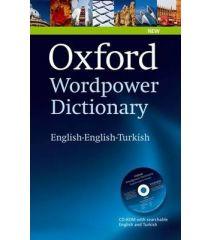 Oxford Wordpower Dictionary English-English-Turkish