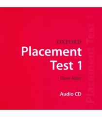 Oxford Placement Tests 1 Class CD
