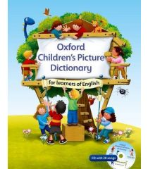 Oxford Children's Picture Dictionary for learners of English