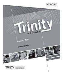 Trinity Graded Examinations in Spoken English (GESE) Grades 5-6 Teacher's Pack