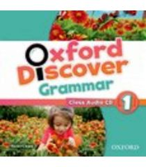 Oxford Discover 1 Grammar Class Audio CD