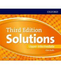 Solutions 3E Upper-Intermediate Class Audio CDs