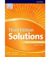 Solutions 3E Upper Intermediate Student's Book