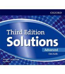 Solutions 3E Advanced Class CDs