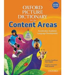 The Oxford Picture Dictionary for the Content Areas, 2nd Edition Monolingual Dictionary