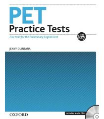 PET Practice Tests: With Key and Audio CD Pack