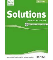 Solutions 2E Elementary Teacher's Book