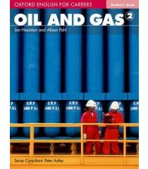 Oxford English for Careers: Oil and Gas 2 Student Book- REDUCERE 30%