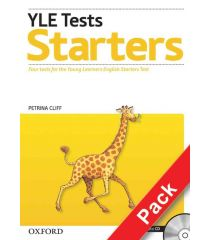 Cambridge Young Learners English Tests, Starters: Teacher's Book, Student's Book and Audio CD Pack- REDUCERE 50%