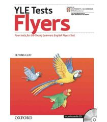 Cambridge Young Learners English Tests, Flyers: Teacher's Book, Student's Book and Audio CD Pack