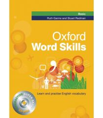 Oxford Word Skills Basic Students Pack (Book and CD-Rom)