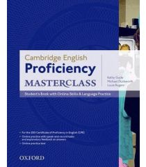 Cambridge English: Proficiency (CPE) Masterclass SB with Online Skills and Language Practice Pack- REDUCERE 50%