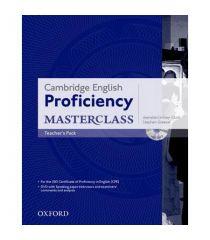 Cambridge English: Proficiency (CPE) Masterclass Teacher's Pack- REDUCERE 50%