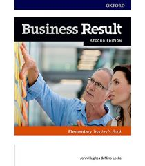 Business Result 2E Elementary Teacher's Book and DVD