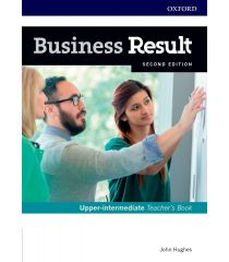 Business Result 2E Upper-intermediate Teacher's Book and DVD