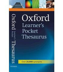 Oxford Learners Pocket Thesaurus First Edition