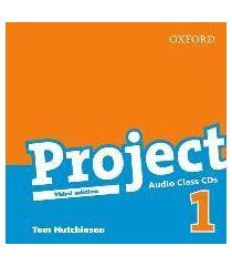 Project 3E 1 Class Audio CDs (2)
