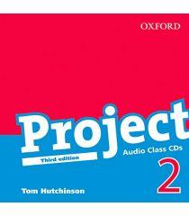 Project 3E Level 2 Class Audio CDs (2)- REDUCERE 50%